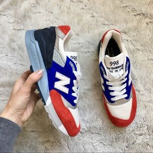"New Balance 998 x Concepts ""Boston Marathon"" NWT"